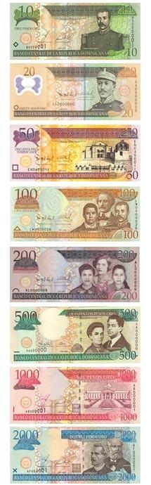 République dominicaine  (DOP)