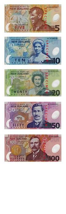 Nouvelle Zélande (NZD)